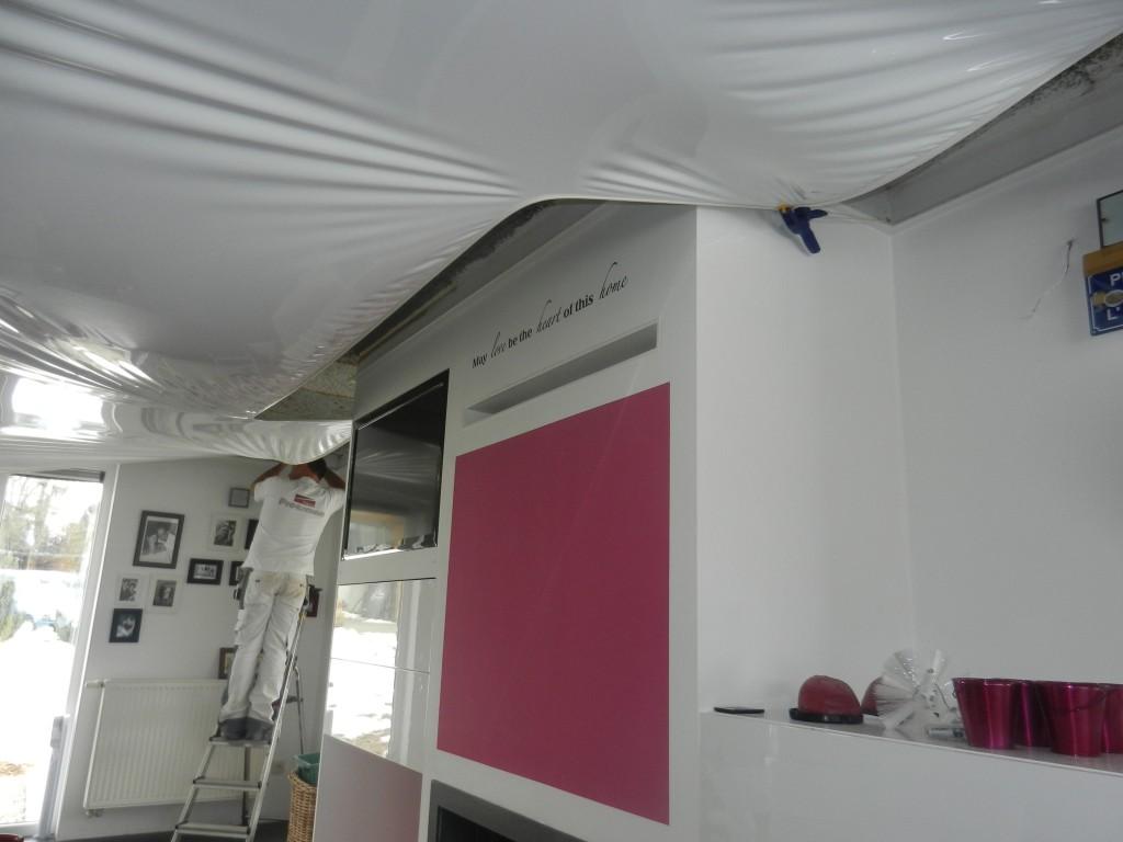 plafonds tendus hiver 2012 fabrice proesman. Black Bedroom Furniture Sets. Home Design Ideas